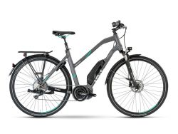 Light Tourer LT4 , Di2 Damen - anthrazit / petrol