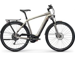 E-Fire Sport R2600i EP2 - treibsand -625WH-Herrenrad-Shimano Deore XT