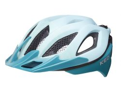 Fahrradhelm KED Spiri Two - lightblue green