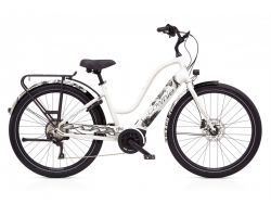 Townie Path GO! 10D EQ- Urban-Cruiser - Pearl White ltd. Edition