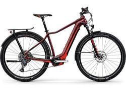 Backfire Fit E R860i EQ - oxidrot - 625WH - E-MTB - SRAM SX Eagle