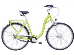 Kettler Cityrad Layana Freilauf - Electric-Lime-Glossy