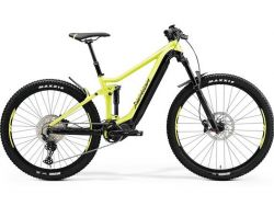 eONE-Forty 500 - lime/schwarz - 630WH - E-Fully - Shimano Deore