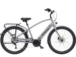 Townie Path GO! 10D Stepover - Urban-Cruiser - Nardo Grey