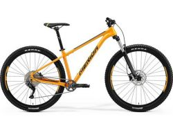 Big Trail 200 HP1 - orange/schwarz -MTB - Shimano Deore 10-Gang