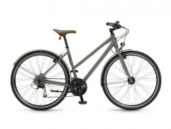 "Urbanbike ""Flitzer"" Herrenrad - military-grey matt"