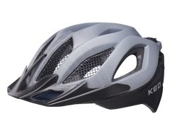 Fahrradhelm KED Spiri Two - grey black matt