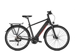 Endeavour 5.B Season - 500Wh – Magicblack matt / red - Herrenrad