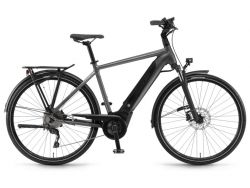 Ebike Winora Sinus i9 - 500Wh - InTube-Battery - Herrenrad - Titan