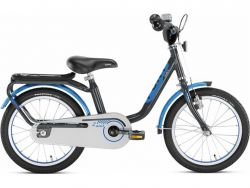 Kinderfahrrad Z6 - Edition - anthrazit / blau