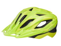 Fahrradhelm KED Street Junior Pro - yellow green