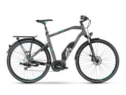 Light Tourer LT4 , Di2 Herren - anthrazit / petrol