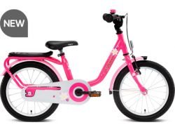 Kinderfahrrad Puky. Steel 16 - lovely pink