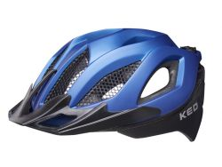 Fahrradhelm KED Spiri Two - blue black matt