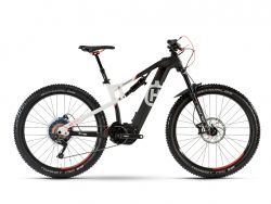 E-Mountainbike Husqvarna MountainCross MC5 500WH - E-Fully - Shimano Deore SLX