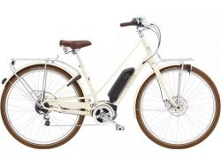 Townie Loft GO! 5i StepThru - 500Wh - Urban-Cruiser - Cream