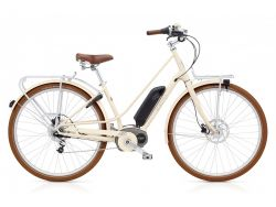 Townie Loft GO! 8i EQ- Urban-Cruiser - Cream