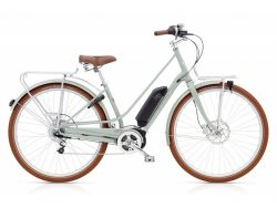 Townie Loft GO! 8i EQ- Urban-Cruiser - GreenTea