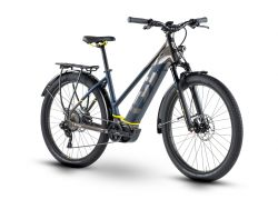 Ebike Husqvarna Gran Tourer GT6, Di2 - bronze glossy / blue metallic - Ladies