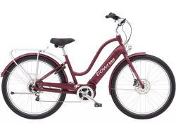 Townie Path GO! 5i - 500Wh - Urban-Cruiser - Matte Rosewood
