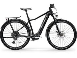 Backfire Fit E R860i EQ - schwarz - 625WH - E-MTB - SRAM SX Eagle