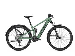 Thron² 6.8 EQP - E-Fully - Shimano SLX 12G - mineral green