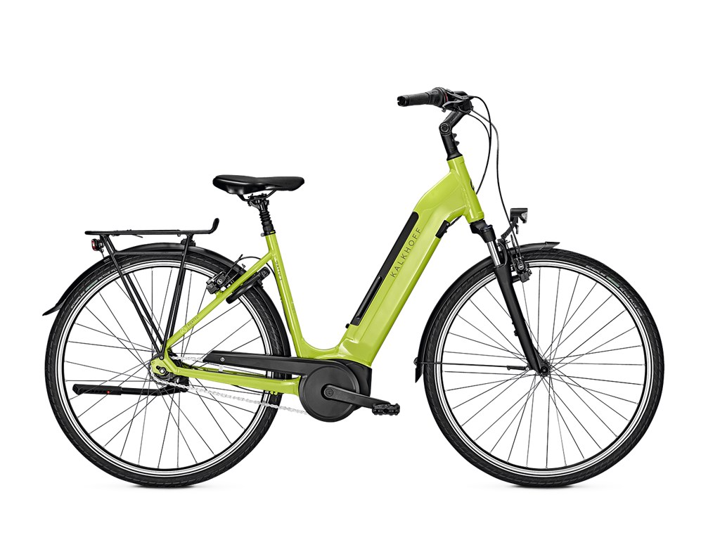 Agattu 3.B Move 500WH - integralegreen glossy