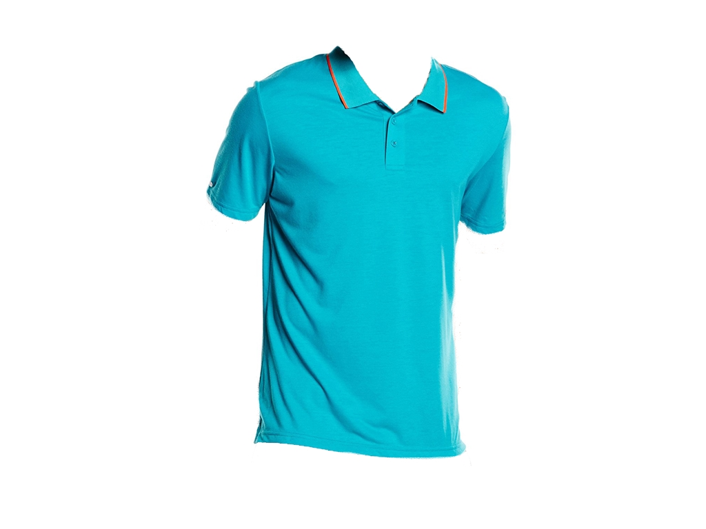 "Herren-Poloshirt Pique ""In the Zone"" - ""Gale"""