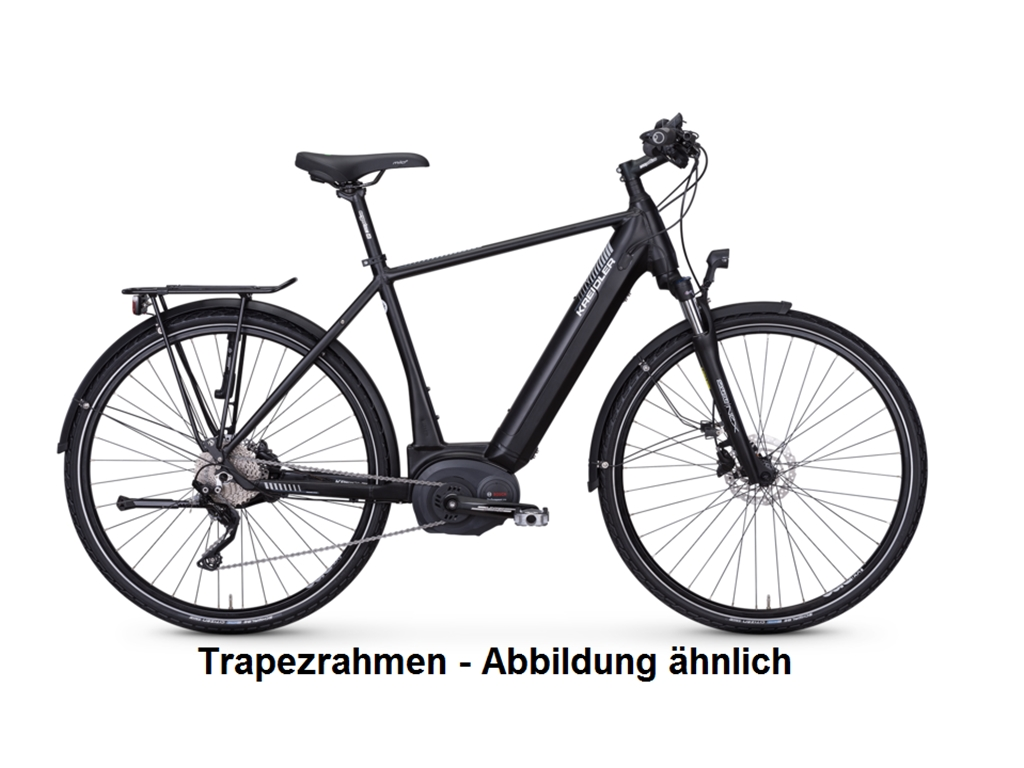 Ebike Kreidler Eco8 Intuvia XT 500Wh InTube-Battery Damenrad